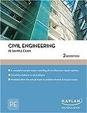 Civil Engineering PE Sample Exam (PE Exam Preparation)