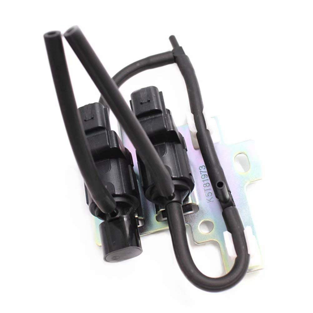 EMIAOTO Freewheel Clutch Control Solenoid Valve 8657A065 K5T81973 for Mitsubishi Triton L200 Pajero Montero Sport
