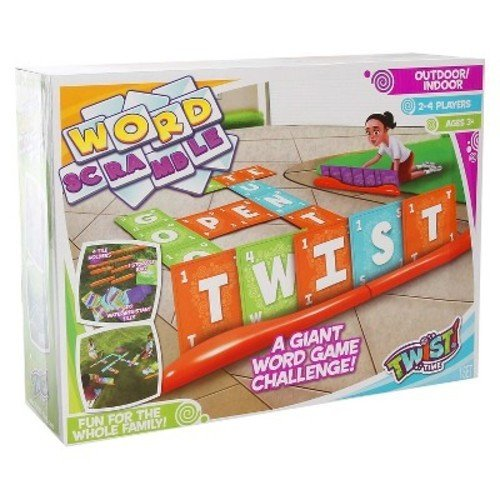 Twist Time Word Scramble by Twist Time