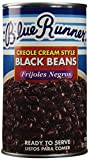 Blue Runner Foods Creole Cream Style Black Beans, 27 Ounce (Pack of 12)