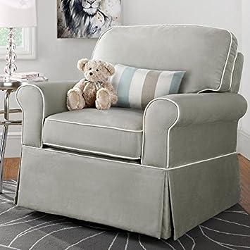Amazon.com: Dorel tapizado giratoria planeador: Baby