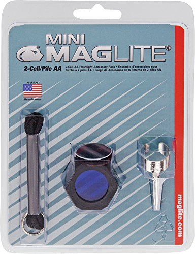 Maglite Mini AA Flashlight Accessory Pack