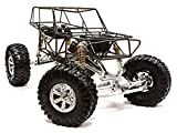 Integy RC Model Hop-ups C25798SILVER Billet Machined 1 10 VFX2.2 Roll Cage Type Trail Racer 4WD Scale Crawler ARTR