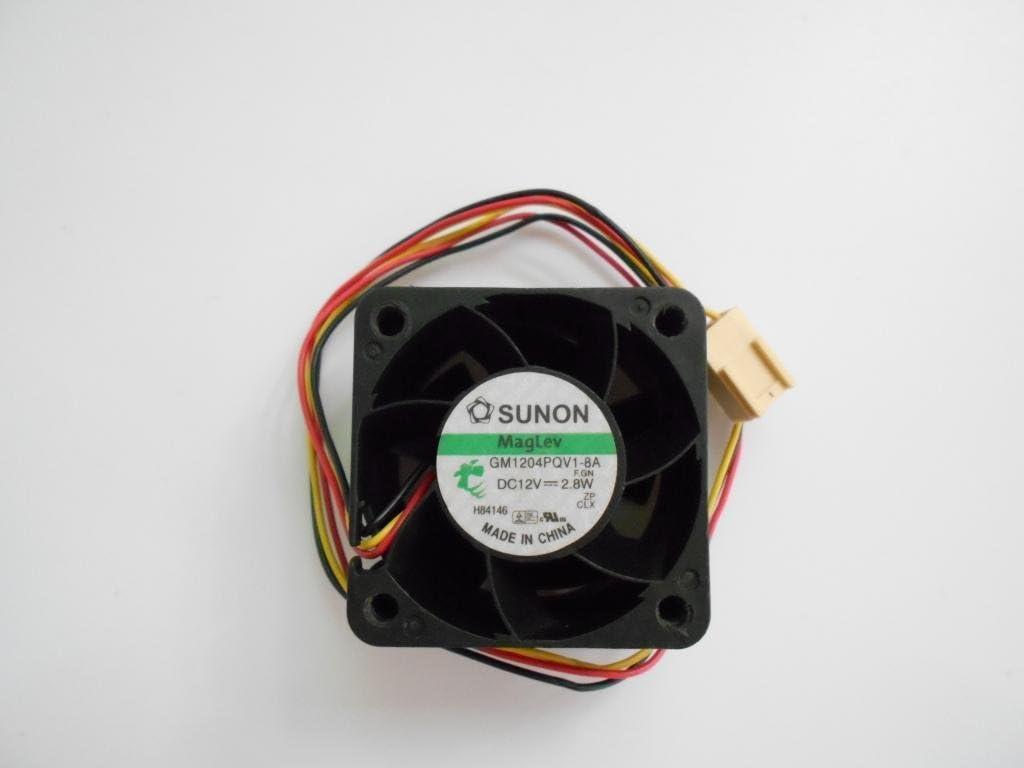 New FOR SUNON 4028 GM1204PQV1-8A 12V 2.8W 4cm high speed server cooling fan