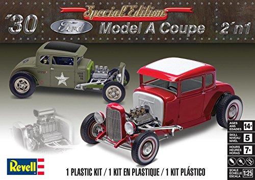 アメリカレベル 1/25 `30 フォード モデルAクーペ プラモデルの商品画像