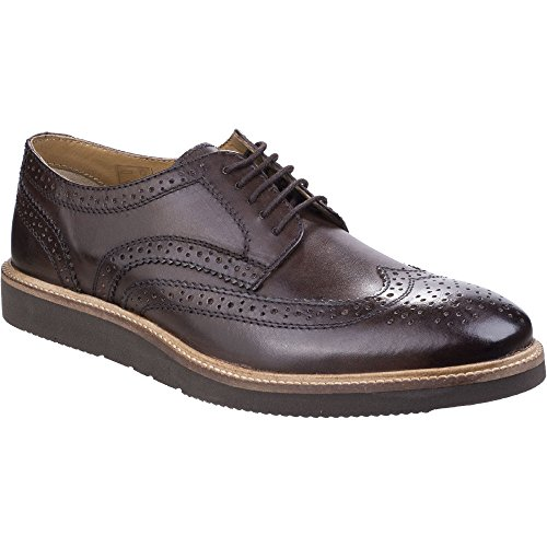Brown Scarpe Marrone London Brown Base Uomo Stringate nxqTX1w185
