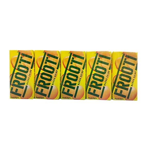 Frooti Fruit Drink - Mango, 1600ml Promo Pack