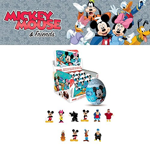 """Price comparison product image Disney """"Mickey Mouse"""" 1 surprise egg"""
