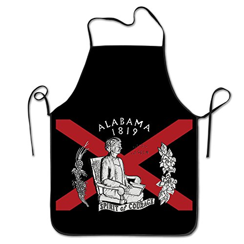 [Alabama USA Kitchen Aprons For Women Men] (Toddler Gardener Costume)