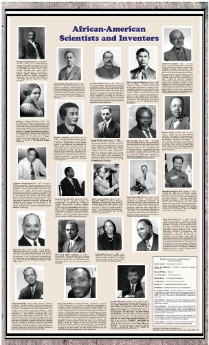 (American Educational African-American Scientists and Inventors Historical)
