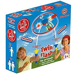 Gunther - Twin Flash Flying Saucer Toy
