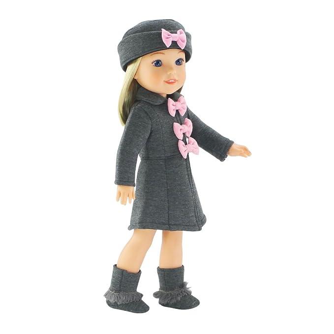 8b5d418e130 Amazon.com  14 Inch Doll Clothes Clothing