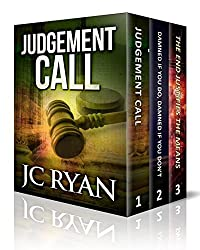 The Exonerated Trilogy by JC Ryan ebook deal