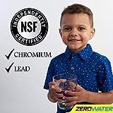 ZeroWater Refillable Filtered Water Cooler Jug, 5