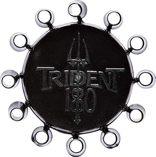PerfectDarts 12 x Trident 180 Darts Nose Cones White