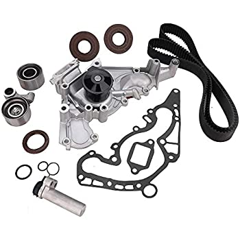 How Much To Replace Timing Belt >> Amazon Com Evergreen Tbk298mwpa Fits 98 07 Toyota Lexus 4 7