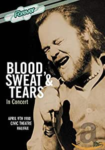 Blood, Sweat & Tears In Concert [Reino Unido] [DVD]: Amazon.es ...