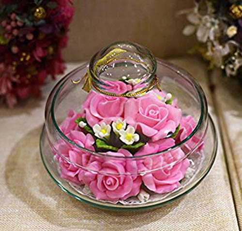 Demarkt Blumen Silikon Form 3D Blumen DIY Silikonform Blume Kuchen Muffins Seife Kekse Schokolade Eisw/ürfel 3D Mould Backen und Basteln
