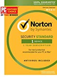 Norton Security Standard - 1 Device [Key Card]