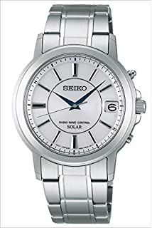 SEIKO Solar radio SPIRIT watch watch business 10 ATM water resistant Mens made in Japan