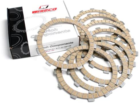 Wiseco WPPF035 Clutch Plate Kit with 8-Fiber Plate