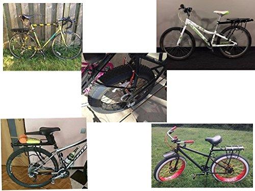 Acomfort 110 Lbs Capacity Adjustable Bike Luggage Cargo Rack Bicycle Accessories by Acomfort (Image #7)