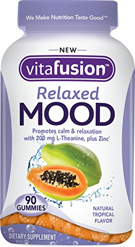 Vitafusion Relaxed Mood Gummies Count product image