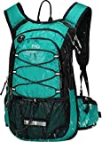 Mubasel Gear Insulated Hydration Backpack Pack with 2L BPA Free Bladder - Keeps Liquid Cool up to 4 Hours – for Running