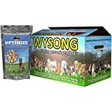 Wysong Optimize Wild Caught Salmon for Dogs, Cats & Ferrets, One Size/7.5 oz