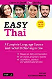 Easy Thai: A Complete Language Course and Pocket
