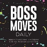 2020 Boss Moves Daily Desktop Calendar