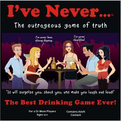 Never Board Game Adult Version product image
