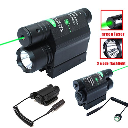 We Analyzed 2,543 Reviews To Find THE BEST Green Flashlight