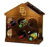 Henson Metal Works 4700-28 Baylor University Logo Wine Rack