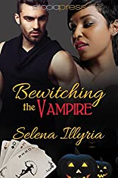 Bewitching the Vampire (Flushed and Fevered Book 1)