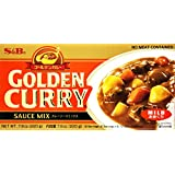 S&B Curry Sauce Mix Mild, 220 g