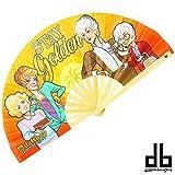 Daftboy Stay Golden Fan