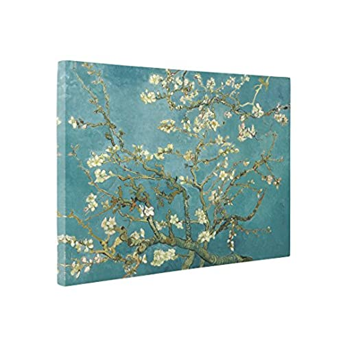Niwo Art (TM)   Almond Blossom, By Vincent Van Gogh   Oil Painting  Reproductions   Giclee Canvas Prints Wall Art For Home Decor, Stretched And  Framed Ready ...