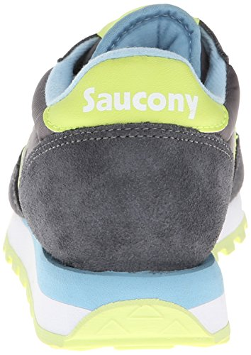 Saucony Sneaker Charcoal Original Light Jazz Green Women's Originals SrInq1SBw7
