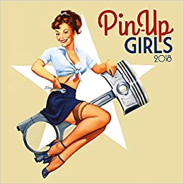 Hope, it's pin up girl calendars