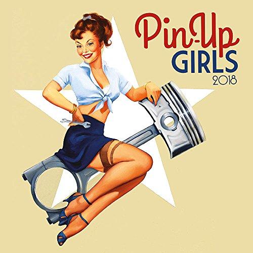 Pin Up Calendar - 2018 Calendar - Hot Girl Calendar - Pin Up