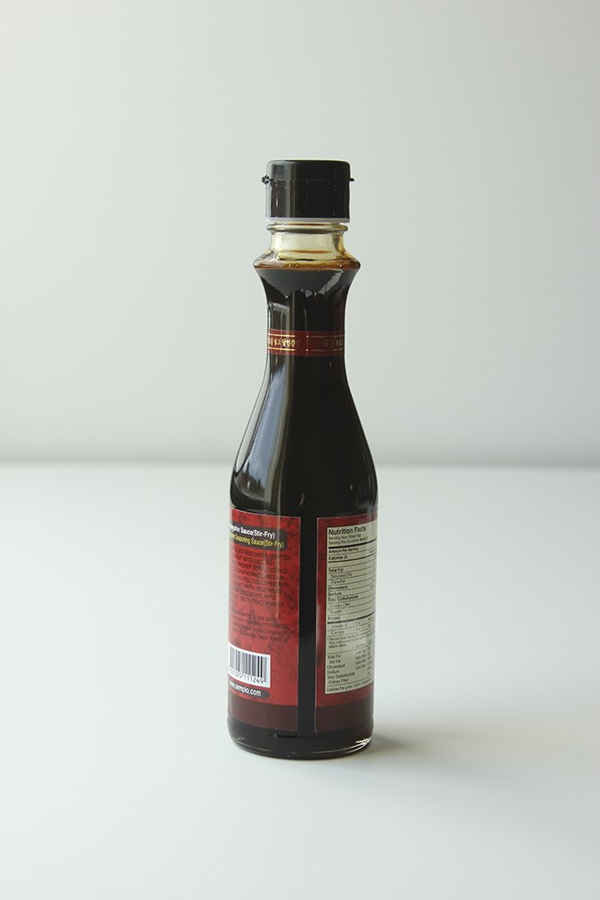 Sempio Spicy Soy Sauce (Seasoning), 450-Grams Glass (Pack of 4) by Sempio (Image #2)