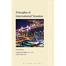 Principles of International Taxation: Fifth Edition
