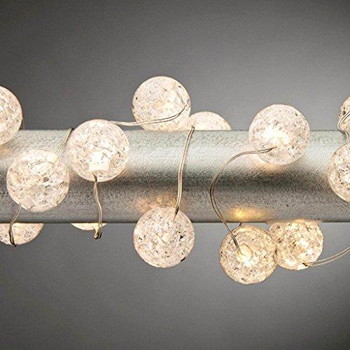 Everlasting Glow 93752 30L WW Micro LED String 8.25