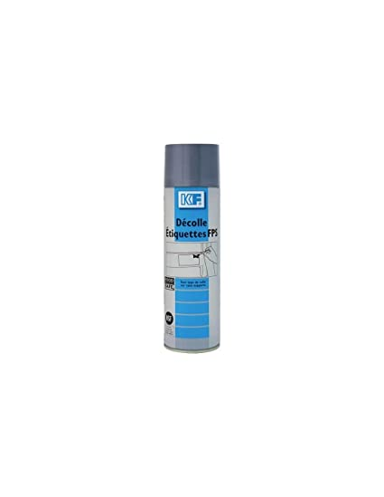 KF 6015-AA Quita Adhesivos, Azul, Gris
