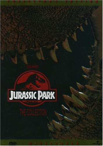 Jurassic Park: The Collection (Jurassic Park / The Lost World) (Widescreen) (Jurassic Park Dvd The Lost World)