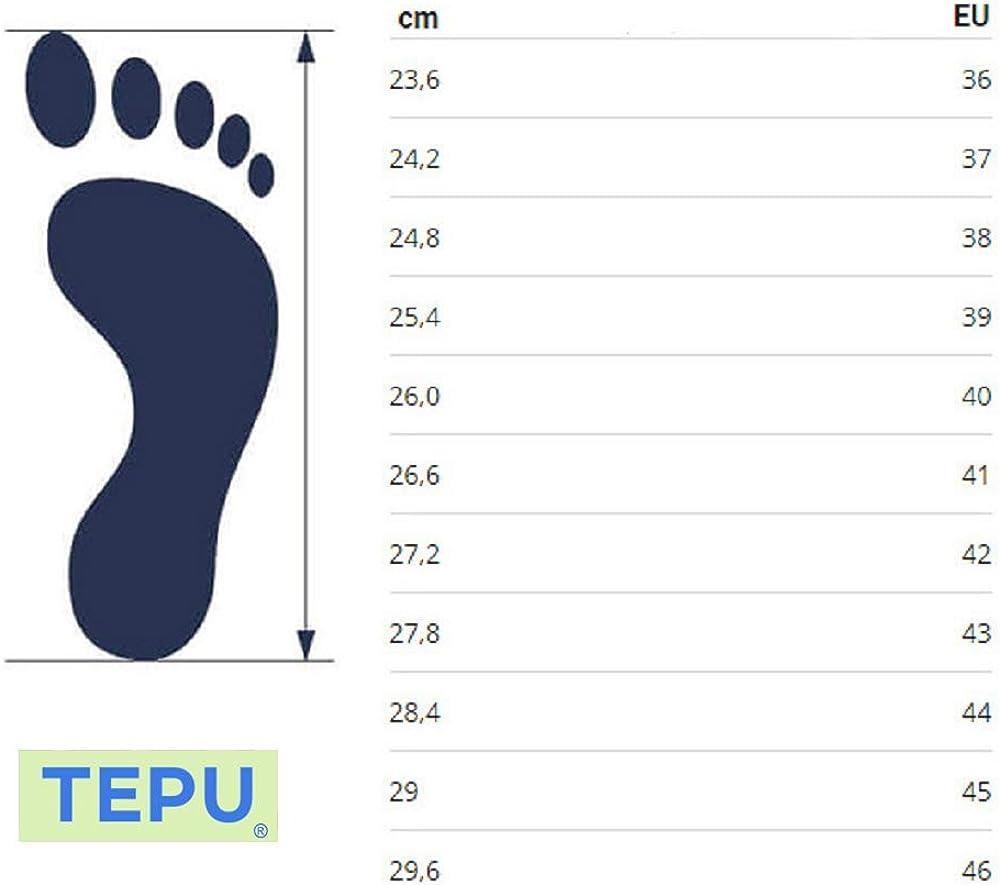 Gute Qualit/ät und Design TEPU Jungen Clogs Marineblau Grau Khaki Gr/ö/ßen: 36-41