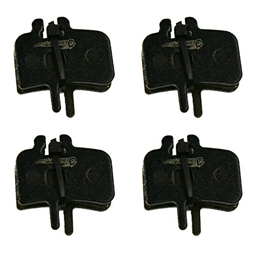 Mag Disc Brake - Supermotorparts 4 Pcs ORGANIC DISC BRAKE PADS SUIT FIT HAYES NINE HFX9 MX1 MAG PROMAX