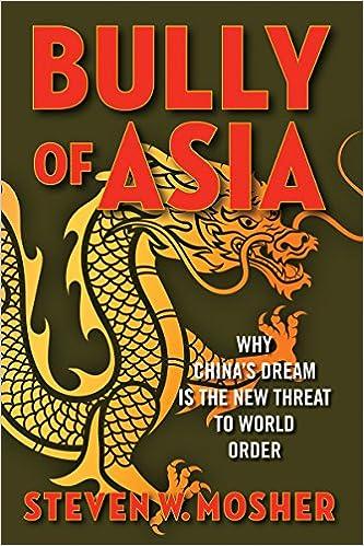 Image result for steven mosher bully of asia