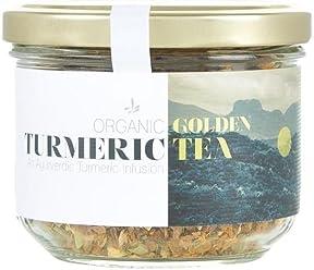 Wunder Workshop Organic Golden Turmeric Tea, 70 g